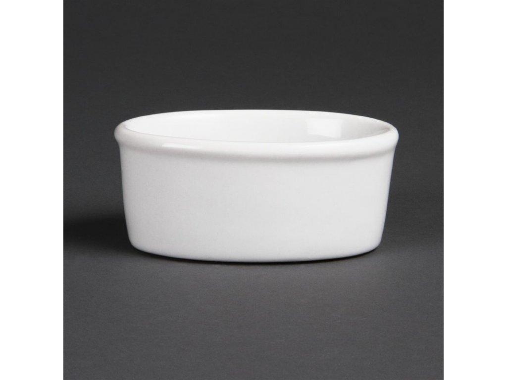 47035 olympia ovalne ramekiny whiteware 105mm