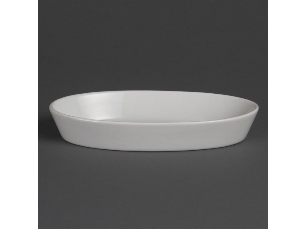 47101 olympia ovalne zapekaci misy whiteware 195x 110mm