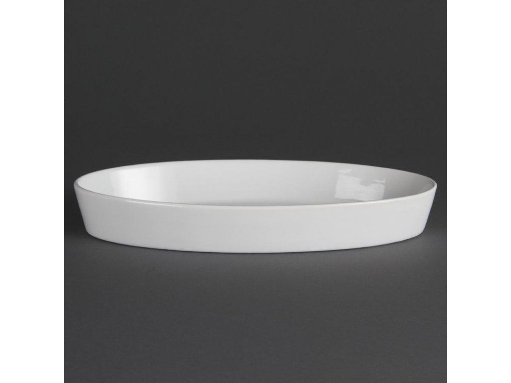 47122 olympia ovalne zapekaci misy whiteware 283 x 152mm