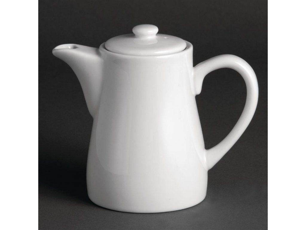 47308 olympia konvice na kavu whiteware 310ml
