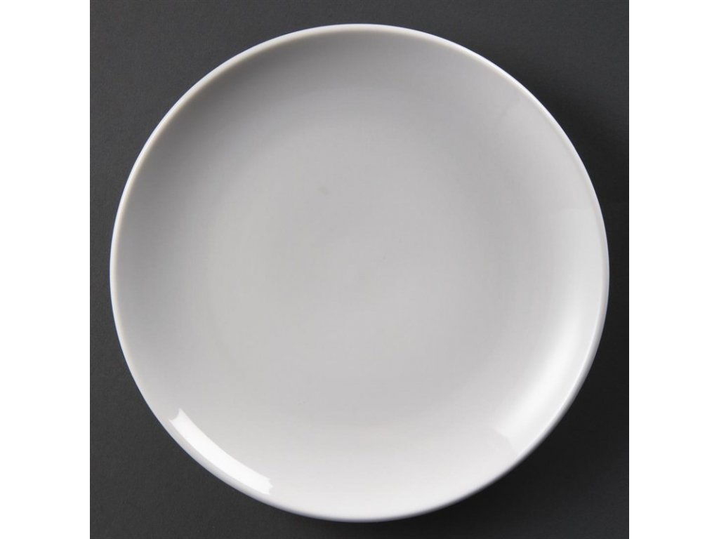 48037 olympia dezertni talire whiteware 230mm