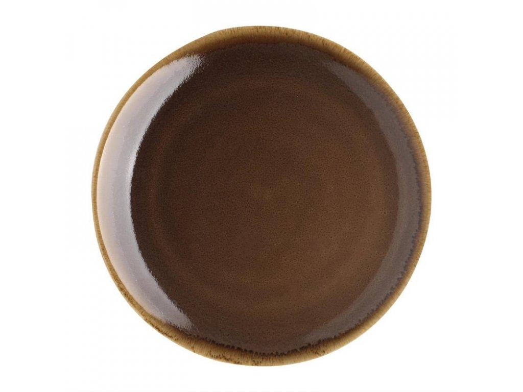 48301 olympia dezertni talir kiln v barve kury 230mm