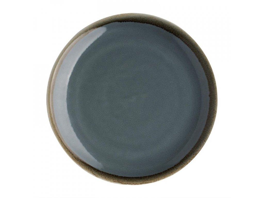48310 olympia dezertni talir kiln v barve oceanu 230mm