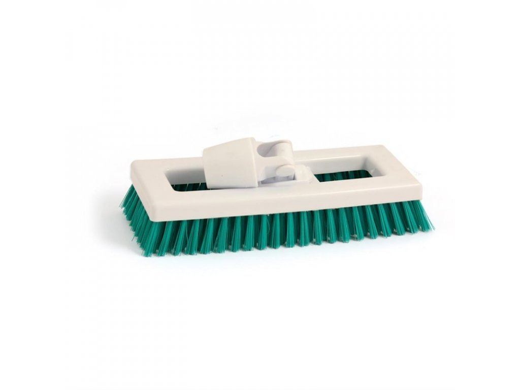 48346 jantex zelena hlava kartace na drhnuti podlah