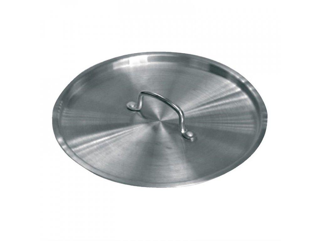 48622 vogue poklice na hluboky hrnec na vareni 285mm