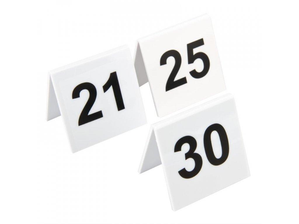 49294 plastova cisla stolu 21 30
