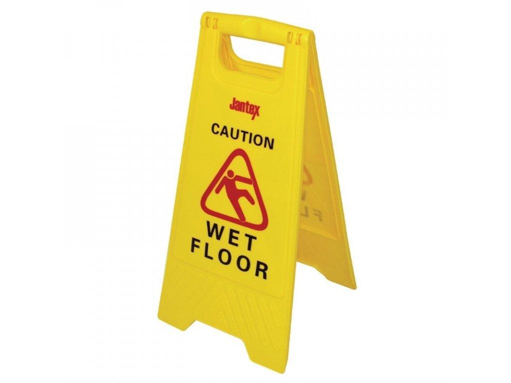 49690 jantex bezpecnostni znacka na mokrou podlahu