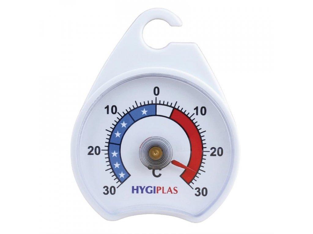 51277 hygiplas analogovy teplomer na chladici nebo mrazici zarizeni