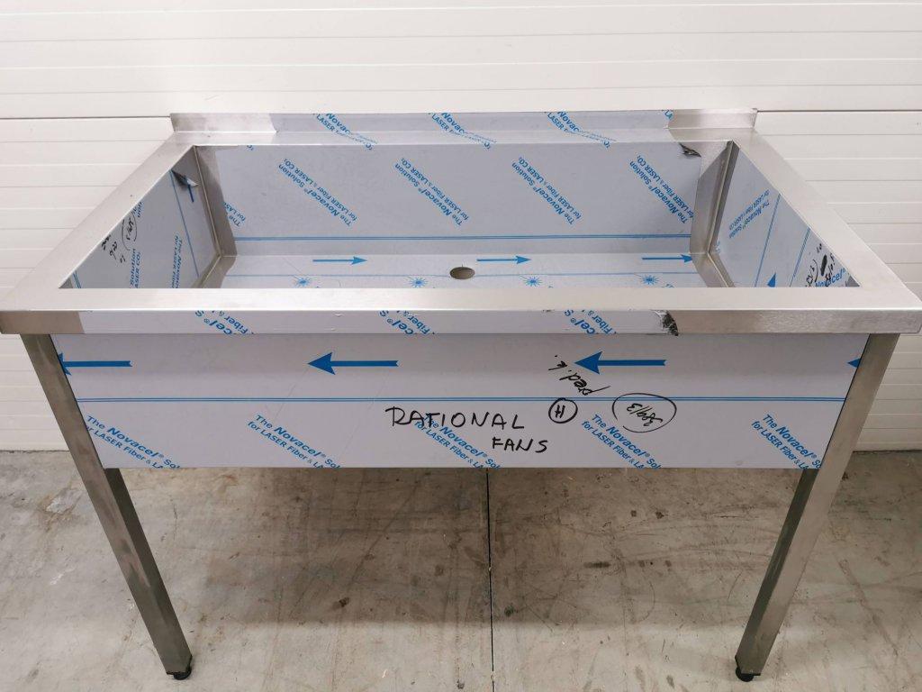 Nerezové vany / dřezy, délky 60 - 120 cm (Šířka 70cm)