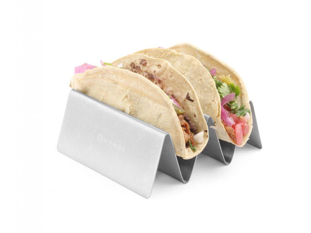 96768 stojan na tacos 2 sloty 135x115x h 50 mm