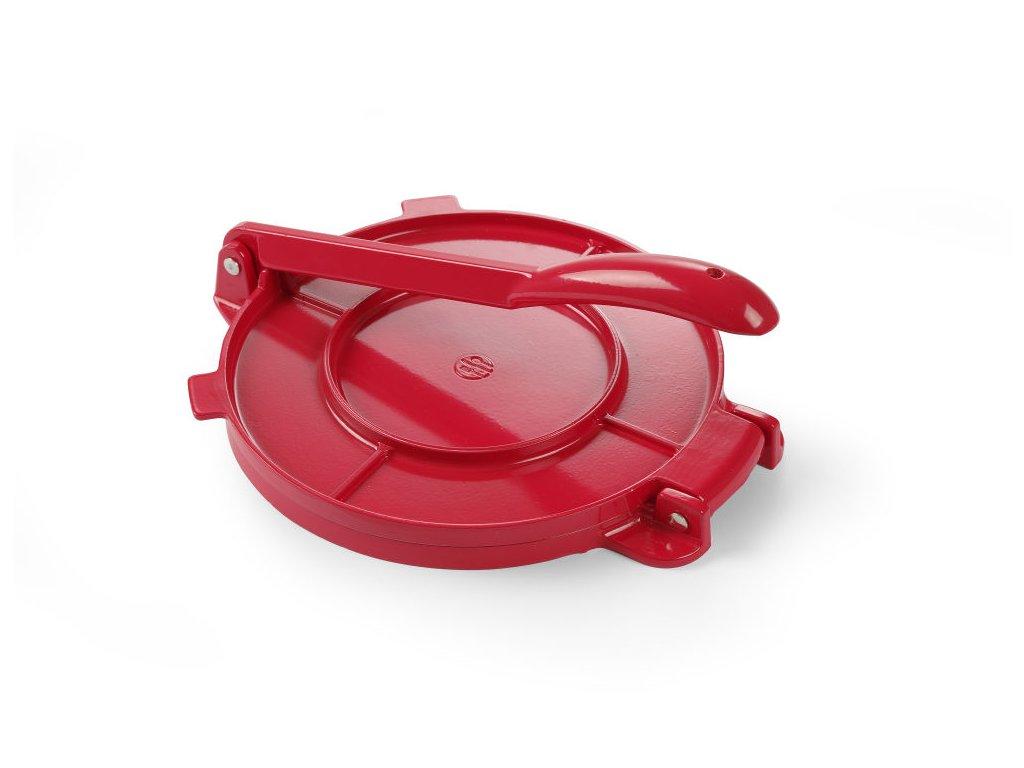 98361 lis na tortily red 255x202x h 95 mm