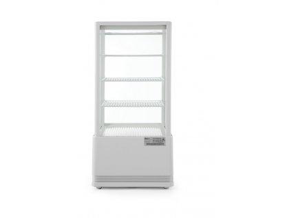 100743 3 chladici vitrina 78l cerna 230v 170w 452x406x h 966 mm