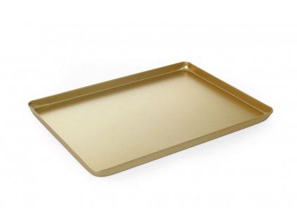 101235 tac do vitriny zlaty 600x400x h 20 mm