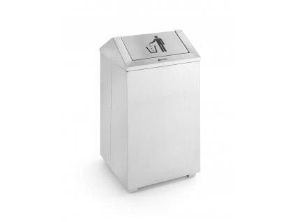 101328 odpadkovy kos 43 l 360x360x h 740 mm