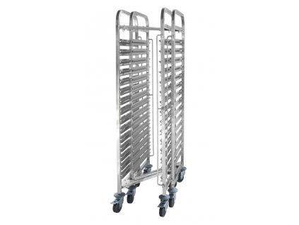 101412 pojizdny vozik na tacy 15 x gn 1 1 380x550x h 1700 mm