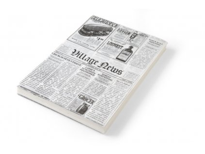 102648 nepromastitelny papir newspaper 250x350 mm