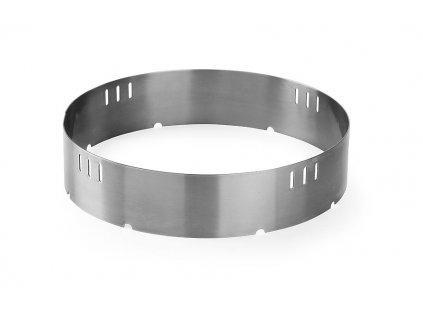 103053 kruhovy podstavec pod wok 360x h 80 mm