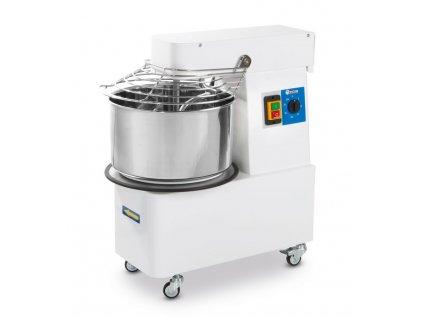 103728 spiralovy mixer s pevnou misou 20 l 56 kg h 400v 750w 385x670x h 725 mm