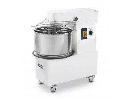 103797 spiralovy mixer s pevnou misou 32 l 88 kg h 400v 1100w 435x750x h 810 mm
