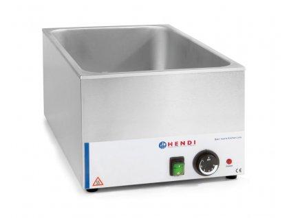 103851 vodni lazen bain marie kitchen line 230v 1200w 340x540x h 250 mm