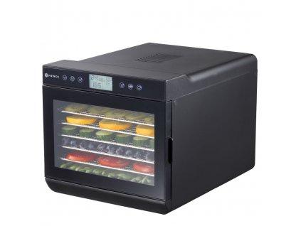 104022 susicka potravin kitchen line 7 tacu 230v 500w 345x450x h 315 mm