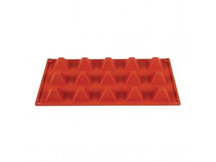 49084 15 silikonovych pyramidovych forem formaflex