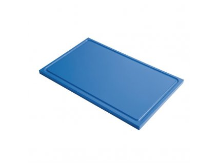 53443 gastro m krajeci prkenko s drazkou z hdpe gn1 2 modre 15mm