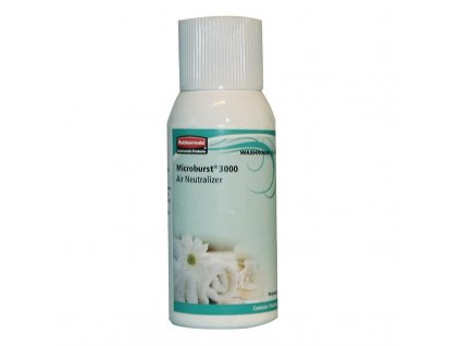 55813 rubbermaid microburst aircare nahradni naplne do osvezovace 75ml purifying spa