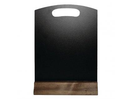 56185 olympia volne stojici cerna tabule 315 x 212mm
