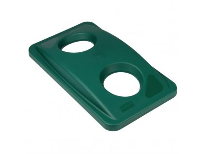 57769 rubbermaid zelene viko na kos na lahve
