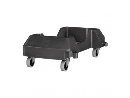 57775 rubbermaid napojovaci vozik na kose slim jim