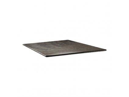59416 topalit ctvercova stolova deska smartline drevo 700mm