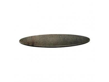 59434 topalit kruhova stolova deska smartline beton 800mm