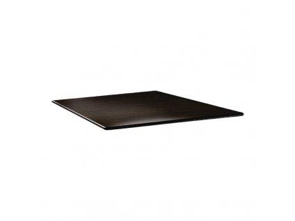 59473 topalit ctvercova stolova deska smartline odstin wenge 800mm