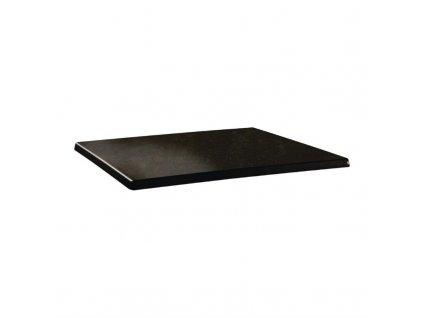 59578 topalit obdelnikova stolova deska s klasickym tvarem odstin cyprus metal 1200 800mm