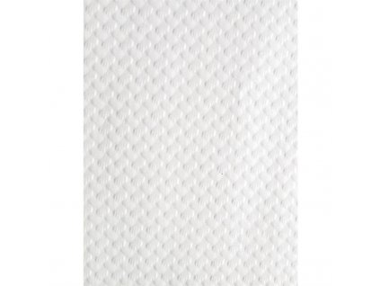 60343 papirovy stolni ubrus leskle bily