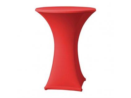 61762 samba elasticky potah na stul cerveny d1