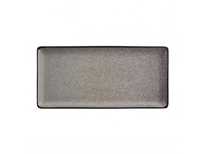 61957 olympia obdelnikovy talir mineral 335mm