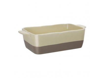 62359 olympia kremovy sedobezovy obdelnikovy keramicky pekac velikost gn 1 3