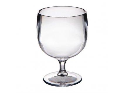 62446 roltex plastove sklenicky na vino bez bpa 220ml