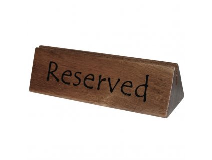 64636 olympia akatovy stojan na menu rezervovano