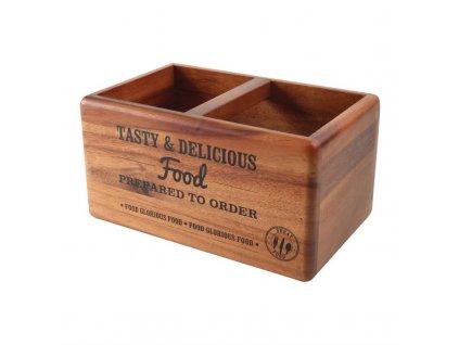 64705 t g akatovy stolni box s tabulkou food glorious food