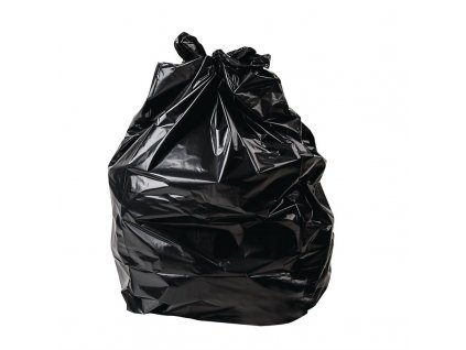 66187 jantex extra velke profesionalni pytle na odpadky cerne 120l sada 100ks