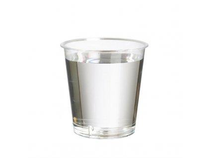 66904 jednorazove panakove sklenice