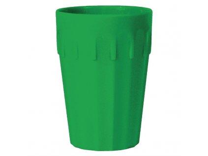 66943 kristallon sklenice polykarbonatove zelene 260ml