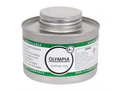 67024 olympia tekute palivo pro chafing s knotem doba horeni 6 hodin x 12