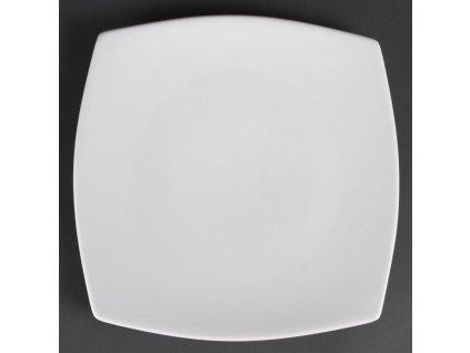 67312 olympia zaoblene ctvercove talire whiteware 270mm