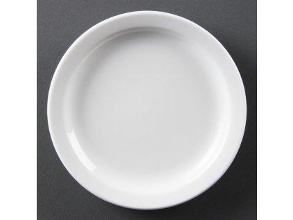67333 olympia talire whiteware s uzkym okrajem 150mm