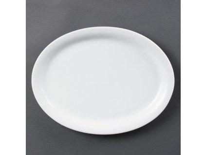67339 olympia ovalne podnosy whiteware 295mm