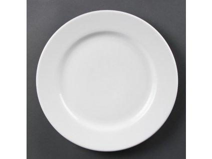 67342 olympia talire whiteware se sirokym okrajem 310mm
